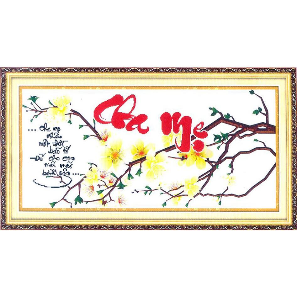 Tranh thêu chữ thập Cha Mẹ Nhận Một Đời Bão Tố Để Cho Con Mãi Mãi Bình Yên 222387 - 3072775 , 1025971368 , 322_1025971368 , 81000 , Tranh-theu-chu-thap-Cha-Me-Nhan-Mot-Doi-Bao-To-De-Cho-Con-Mai-Mai-Binh-Yen-222387-322_1025971368 , shopee.vn , Tranh thêu chữ thập Cha Mẹ Nhận Một Đời Bão Tố Để Cho Con Mãi Mãi Bình Yên 222387