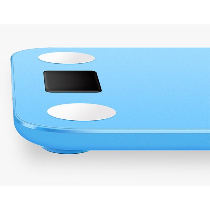 Cân điện tử thông minh màu xanh biển