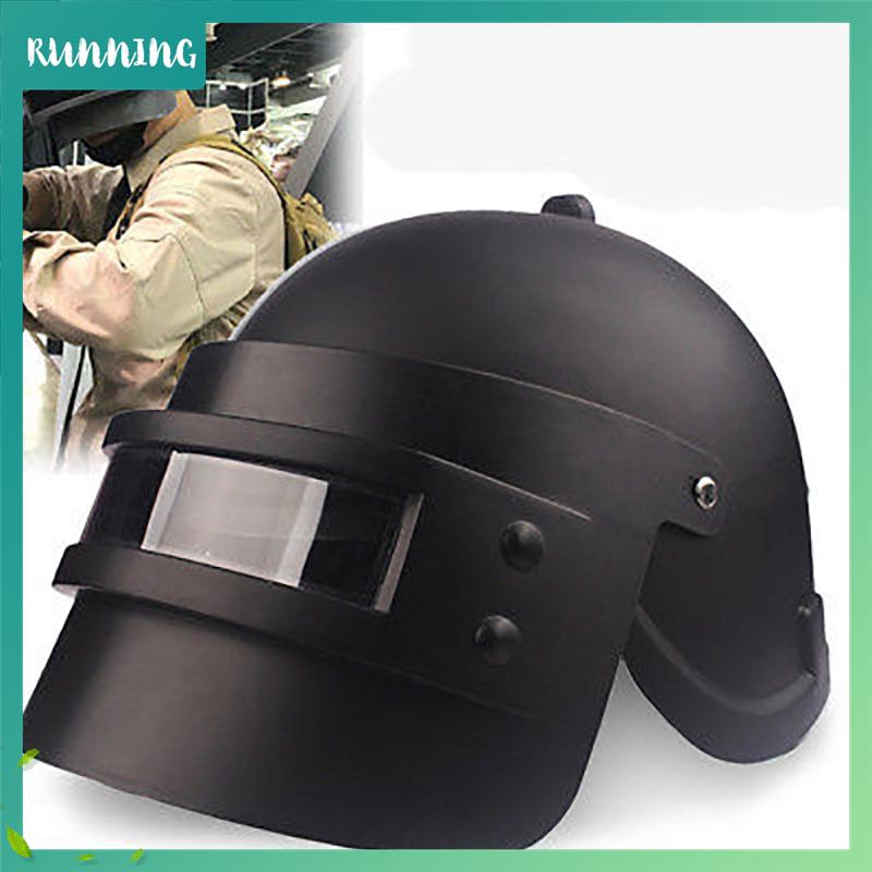 Mũ bảo hiểm hóa trang phong cách Game Battlegrounds