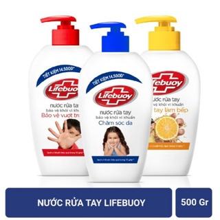 [CHÍNH HÃNG] Nước Rửa Tay LifeBouy 500g thumbnail