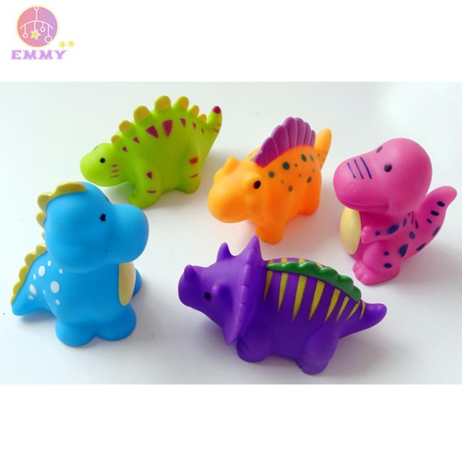 Kids Bathtub Cute Animals Water Squirter Fun Floating Bathroom Toys Gifts for Toddlers