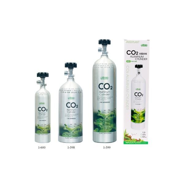 ISTA - Aluminum CO2 Cylinder (Bình 1L) - Bình CO2 nhôm chuyên dụng hồ thủy sinh