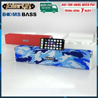 Loa Bluetooth Bombas L8 Kiểu Dáng Dài Có Khe Để Điện Thoại, Âm Thanh Trầm, Siêu Bass Hỗ Trợ Thẻ Nhớ Usb thumbnail
