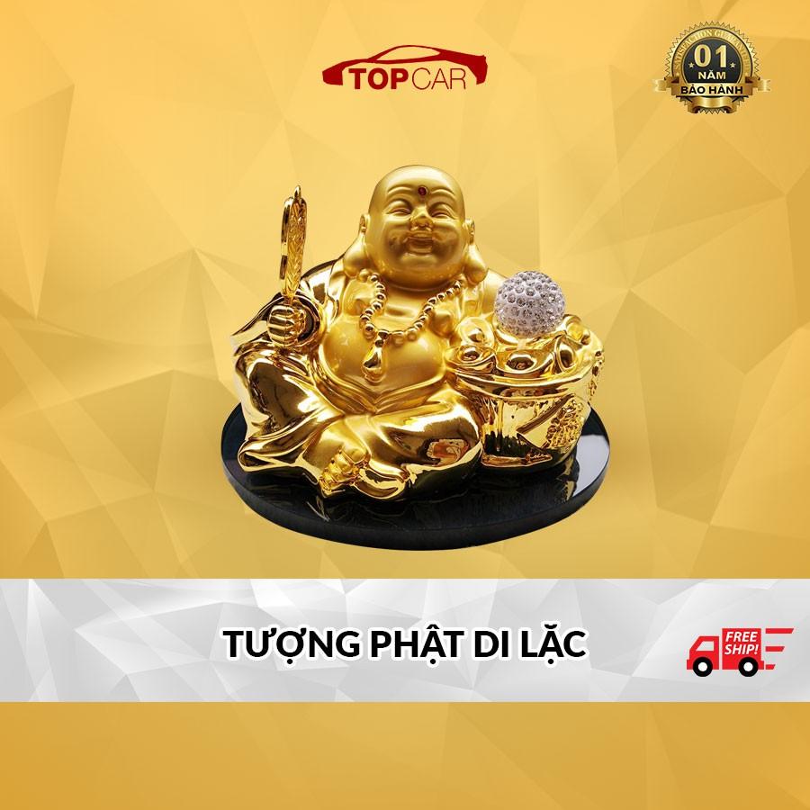 ⚡️DEAL SOCK⚡️Tượng Phật Di Lặc Để Taplo Xe Hơi Kiêm Nước Hoa Cao Cấp Cầu An Lành Hạnh Phúc