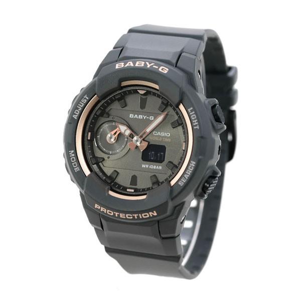 Đồng hồ nữ dây nhựa Casio Baby-G chính hãng Anh Khuê BGA-230SA-1ADR