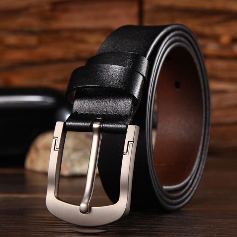 Thắt lưng nam VARADO TL006D dây nịt nam thời trang sành điệu