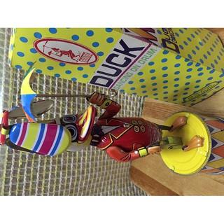 đồ chơi trống hình con vịt