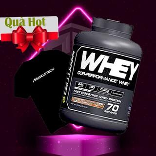 WHEY PROTEIN - Cellucor Whey Cor Performance Whey 5LBS Sữa Tăng Cơ Whey Protein 70 Lần Dùng - Chính Hãng thumbnail