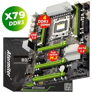 Main X79 PlexHD 3 PCI có đèn báo lỗi