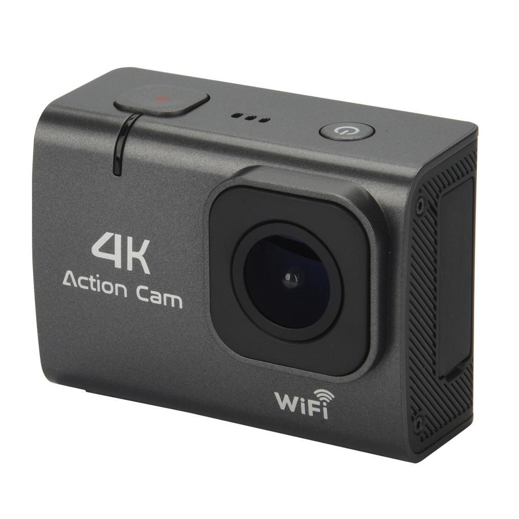 Camera FN Sport Action Camera กล้องแอ็คชั่นแคม กล้องกันน้ำ 4K+ พร้อมรีโมท 2.0 Inch Touch Screen Action Camera รับประกันa