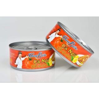 🐟🐟 Cá ngừ xốt cà Vua Biển 🌊 – loại hộp 140g