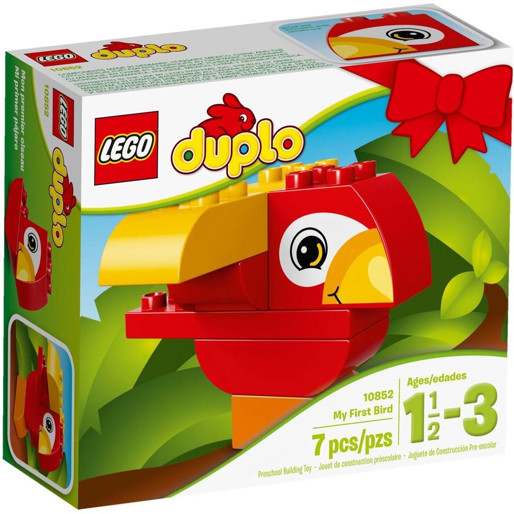 Bộ lắp ráp Lego Duplo 10852 Thú vẹt đầu tiên