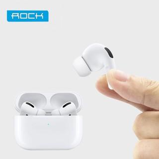 Rock Tai Nghe Không Dây Inpods 13 TWS Kết Nối Bluetooth 5.0 Màu Macaron Âm HIFI Chất Lượng Cao