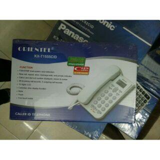 Điện thoại để bàn Orientel KT-T1555 CID thumbnail