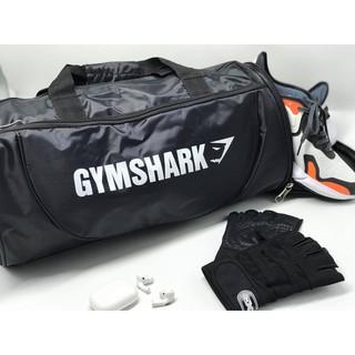 [Mã SOADO1212 Hoàn 100% – Tối đa 10k xu đơn 50k] Túi trống Gymshark – Túi tập gym đá bóng, thể thao, du lịch