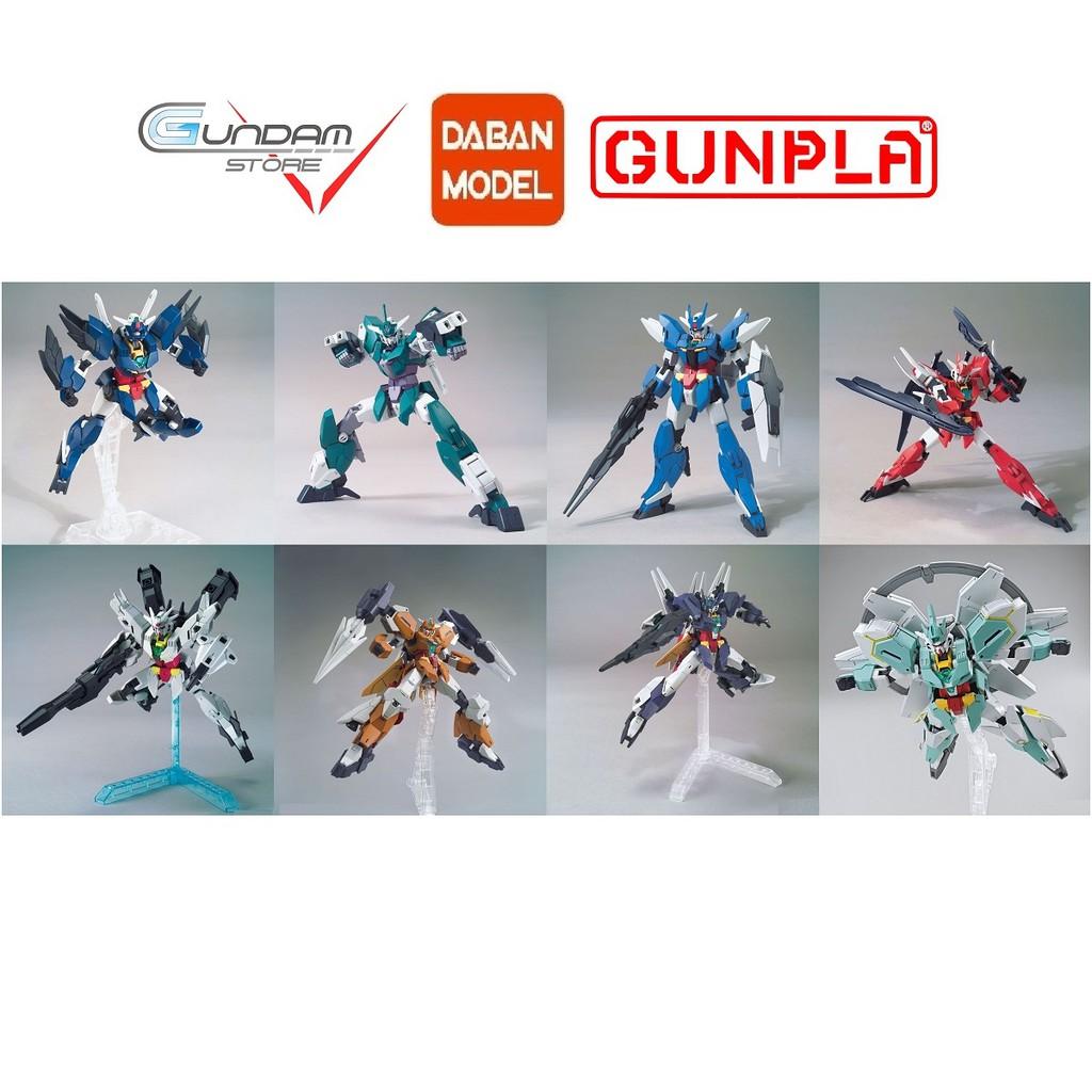 Mô Hình HG Core Gundam Daban Mercone Veetwo Earthree Marsfour Jupitive Saturnix Uraven Nepteight 1/144 Đồ Chơi Lắp Ráp
