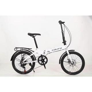 Xe đạp gấp bánh 20 Califa-mã CG20D . thumbnail