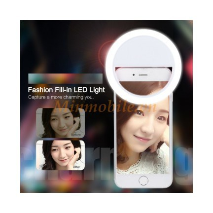 LENS CAMERA 6 IN 1 CÓ ĐÈN LED SELFIE