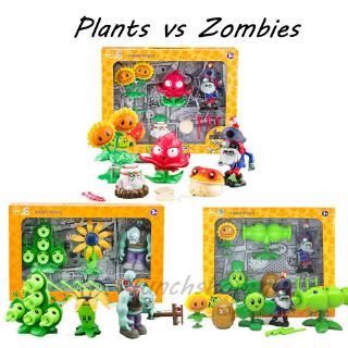 [Mã TOYAPR giảm 10% tối đa 15K đơn bất kỳ] Kids Toys Plants Vs. Zombies 2 Pea Pod Gargantuar Figure