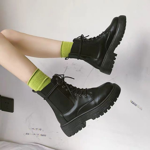 Order boots cao cổ siêu xinh , mẫu mới nhất năm 2020 dành cho mùa thu đông, hàng quảng châu