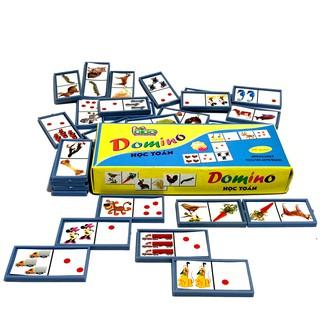 Đồ Chơi Domino Giúp Bé Học Toán Bibo thumbnail