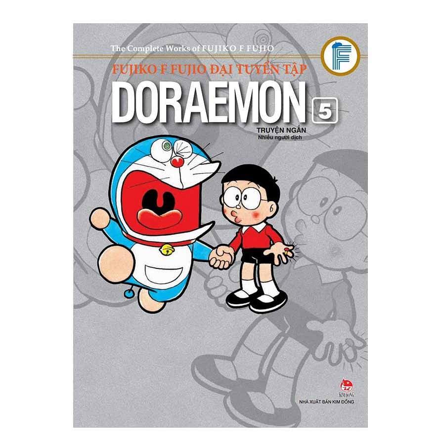 Sách - Truyện Tranh - Fujiko F Fujio Đại Tuyển Tập Doraemon – Truyện Ngắn (Tập 5)
