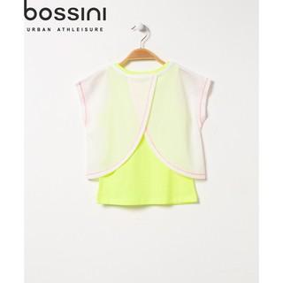 Áo kiểu cánh dơi phối lưới thời trang bé gái Bossini 640847050