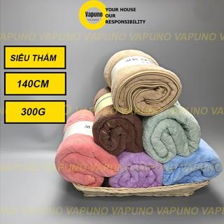 Khăn Tắm Xuất Hàn, Khăn Tắm Siêu Thấm Loại Dày Mau Khô Size To 70x140cm ( Video Thật)