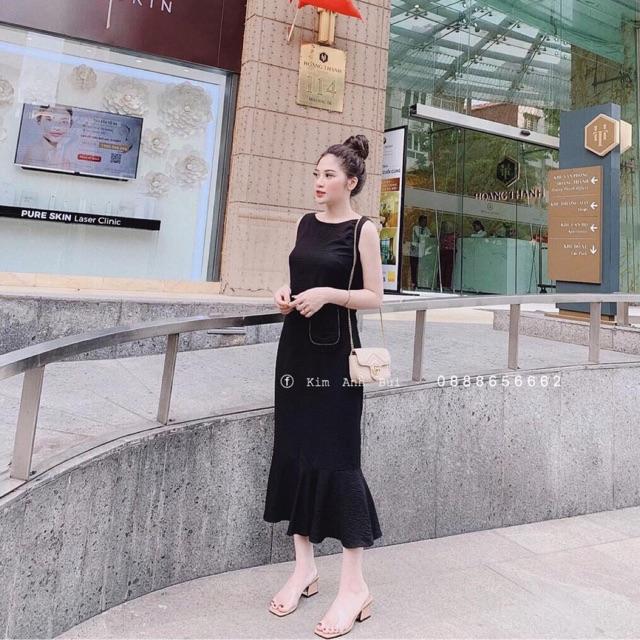 ☃️ Váy chất đũi siêu đẹp, mát lắm nhé chị em. Size S M