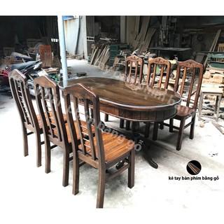 Bộ Bàn Ghế Ăn Phong Cách Cổ Điển gỗ Xoan [ Bán Tại xưởng sản xuất ] và [ Có Làm Theo Yêu Cầu ]