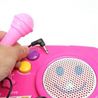 đàn orgran điện tử kèm micro cho bé