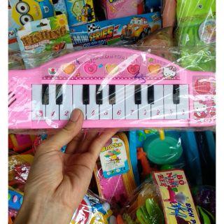Sân phẩm đồ chơi đàn organ tiếng việt cho bé.