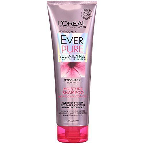 Dầu gội giữ màu tóc L'Oreal Paris EverPure Sulfate-Free Color Care System Moisture Shampoo 250ml