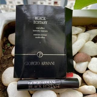 [Quà tặng] Mascara dài cong mi Giorgio Armani Black Ecstasy thumbnail