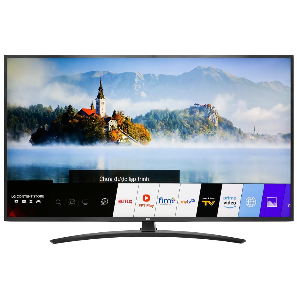 Smart Tivi LG 55 Inch UHD 4K 55UM7400PTA - Model 2019 (Chính Hãng Phân Phối)