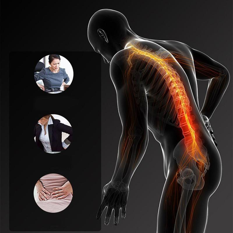 Dụng cụ massage nắn chỉnh cột sống chống gù lưng
