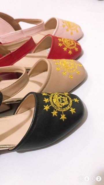 Giày sandal cho bé gái cao gót 3cm 00423t sz26-35