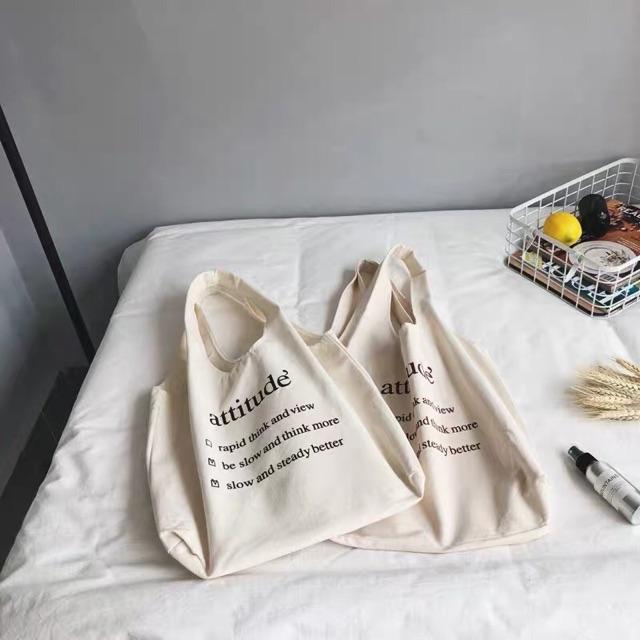 Túi vải tote bag