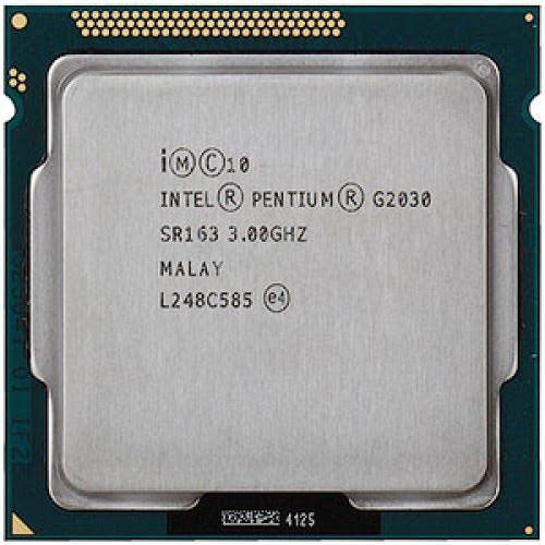 Pentium® G2030 (3M Bộ nhớ đệm, 3,00 GHz)