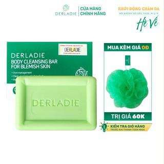 Xà Phòng Giảm Mụn Cơ Thể Sau 7 Ngày Derladie Body Cleansing Bar For Blemish Skin 50g