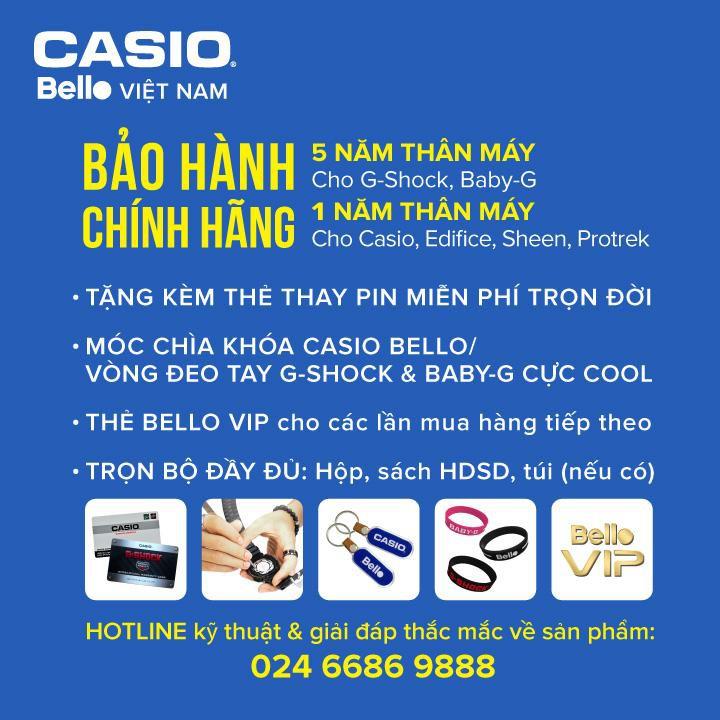 Đồng hồ Casio Nam AE-1100 chính hãng giá rẻ - Bảo hành 1 năm - Pin Trọn Ā