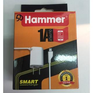 Sạc liền dây Micro USB 1.0A - Hammer SN-H LMMZ92 thumbnail