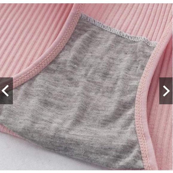 [ quần lót] 10 quần lót Muji kháng khuẩn, quần  su đúc , quần su đúc ép lạnh, quần không đường may, quần lót cotton pc