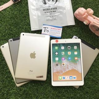iPad Mini 2 32Gb/16Gb Wifi 4G Quốc tế zin đẹp