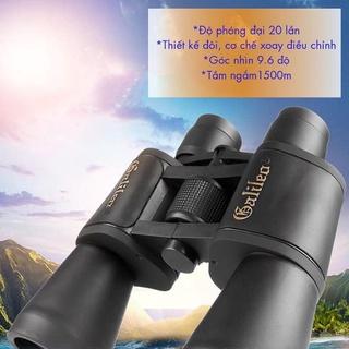 ống nhòm Galileo 20×50 cao cấp của quân sự mỹ .tiện lợi dễ sử dung