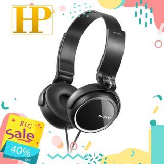 Tai nghe Sony XB250 Đen - Hãng phân phối chính thức
