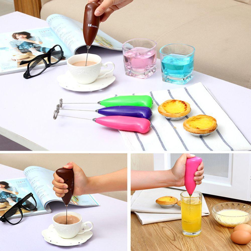 Máy Đánh Trứng Và Tạo Bọt Cafe Cầm Tay Nhỏ Gọn - Tiện Dụng, Dụng Cụ Đánh Trứng Cao cấp