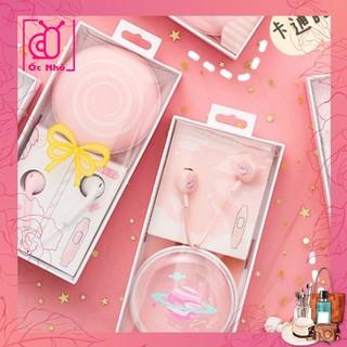 Tai Phone Full Box + Kèm Hộp Cute