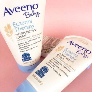 Kem dưỡng ẩm trị chàm Aveeno Baby Eczema 141gr cho bé thumbnail
