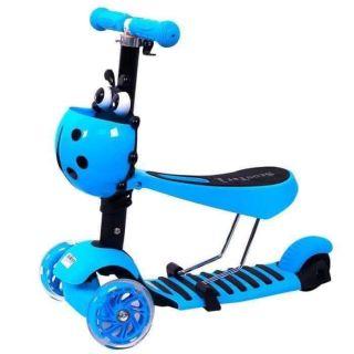 Xe trượt scooter đa năng 3in1